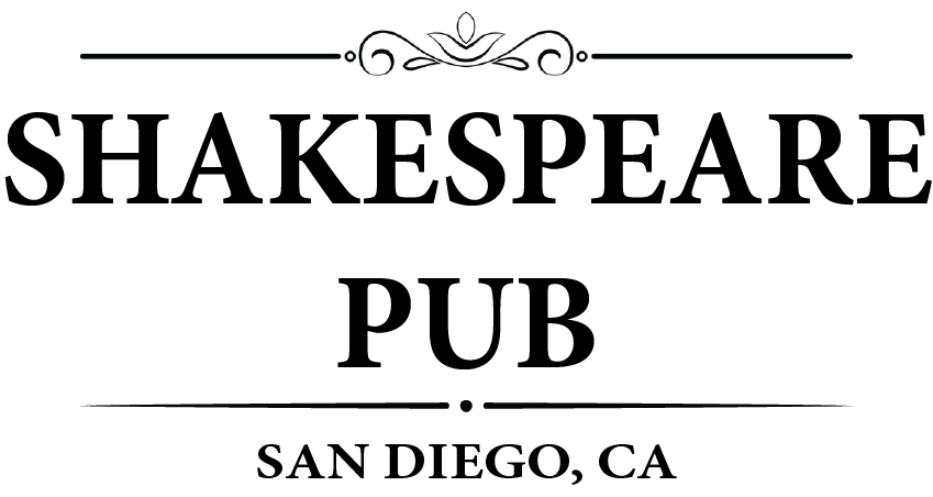 Shakespeare Pub - San Diego's best fish & chips!